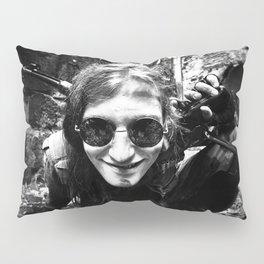 The Madman Pillow Sham