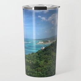 Land and Sea Travel Mug