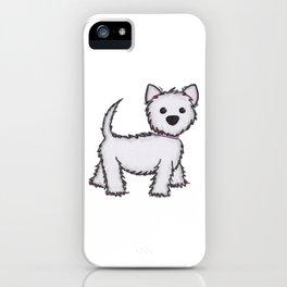 Hugo - the dog iPhone Case