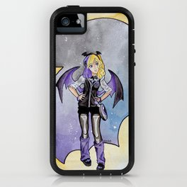Batty iPhone Case