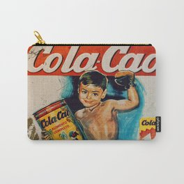 Vintage Cola Cao Carry-All Pouch