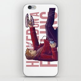 Hooked On a Feeling iPhone Skin
