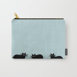Black Cat(s) Carry-All Pouch