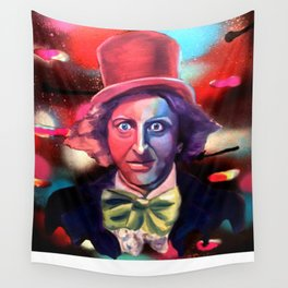 Wonka Wall Tapestry