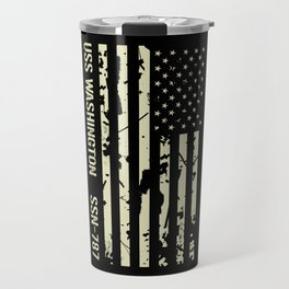 USS Washington Travel Mug
