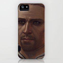Knight-Captain Cullen iPhone Case