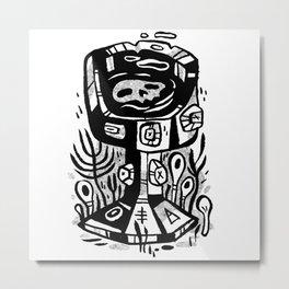 Goblet Metal Print