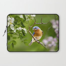 Bluebird Laptop Sleeve