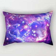 Galaxy. Rectangular Pillow