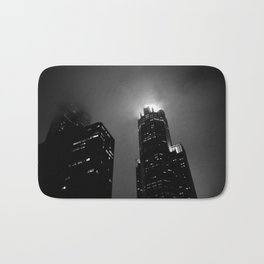 The Torch of Chicago Bath Mat