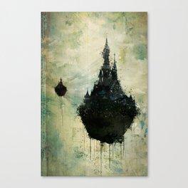 pal.ace Canvas Print