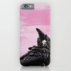 Cackling Cockatoo Re-imagined in Abstract Slim Case iPhone 6s