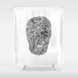 Life:Death Shower Curtain