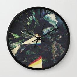 ŁËÅF Wall Clock