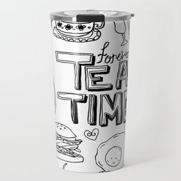 Forever Tea Time 1 Travel Mug