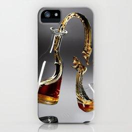 Gravity Scotch iPhone Case