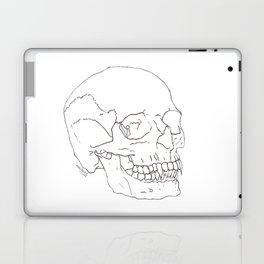 Vamp Skull Laptop & iPad Skin