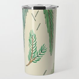 Pine Bough Study Travel Mug