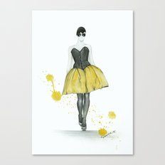 High fashion Canvas Print
