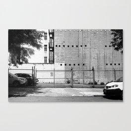 Square Falls Canvas Print