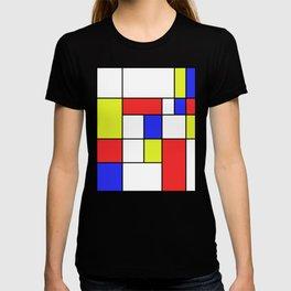 Mondrian #23 T-shirt