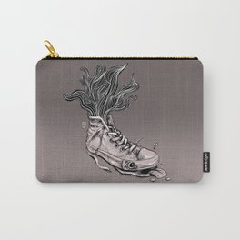 Tired Sneaker Carry-All Pouch
