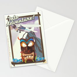 Into Adventure! Stationery Cards