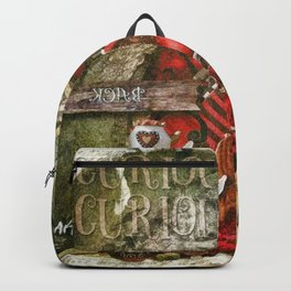 Queen of the Hearts Backpack