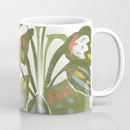 Scandinavian Plant Coffee Mug