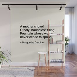 Mothers Day VI Wall Mural