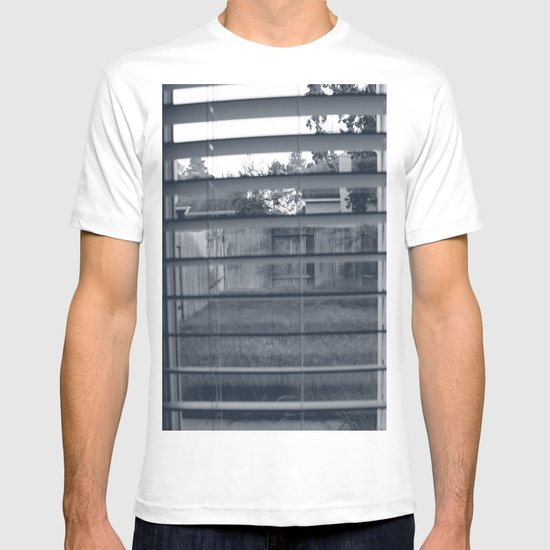 Black & White Background T-shirt