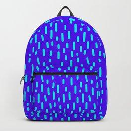 Purple Memphis Backpack