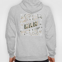 Nah – Mint & Rose Gold Palette Hoody