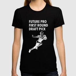 Future Draft Pick Child Youth Sports Prodigy T-shirt