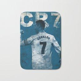 CR7 Bath Mat