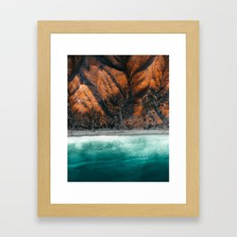 Sellicks Beach South Australia Framed Art Print