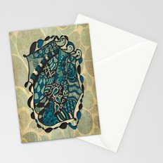 The states of water Stationery Cards