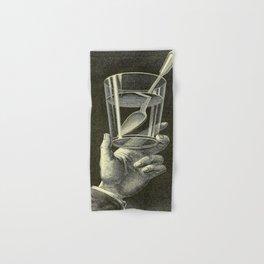 The phenomena of physics - Amédée Guillemin - 1868 Black & White Hand & Bath Towel