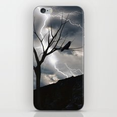 Mystery on the Hill iPhone & iPod Skin