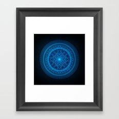 The Blues III Framed Art Print