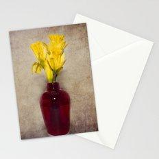 Daffodil Still Stationery Cards