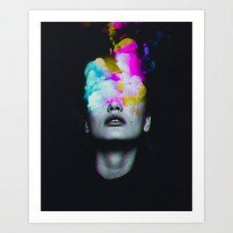 Lucide Art Print