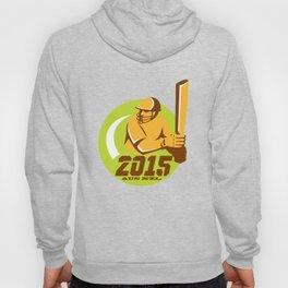 Cricket 2015 Australia New Zealand Circle Hoody