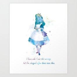 Alice Kunstdrucke
