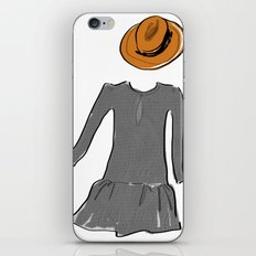 The Perfect Outfit iPhone & iPod Skin