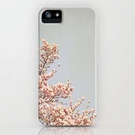 Magnolia Drive iPhone Case