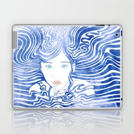 Water Nymph XLIII Laptop & iPad Skin