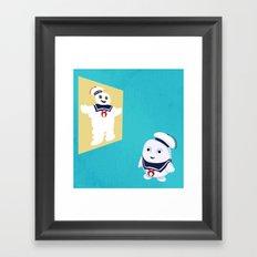 Adi-puft Framed Art Print
