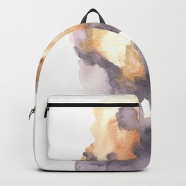 Soft Texture Watercolor | [Grief] Abyss Backpack