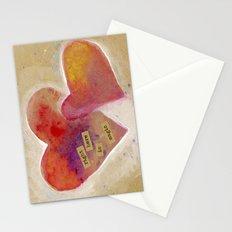 Jenn's Valentine Stationery Cards
